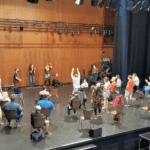 improvisation collective corporelle et sonore